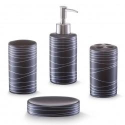 Vannitoa aksessuaaride komplekt, 4 osaline