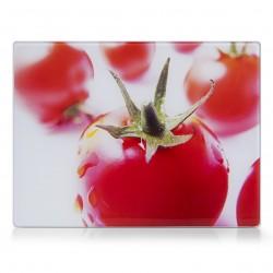 """Klaasist lõikelaud """"Tomato"""""""