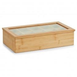 Teekarp, bambus