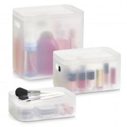 Kosmeetika karpide komplekt, 3 tk