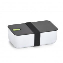 Toidukarp, valge/must/roheline
