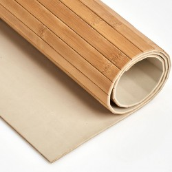 Vannitoa põrandamatt, bambus